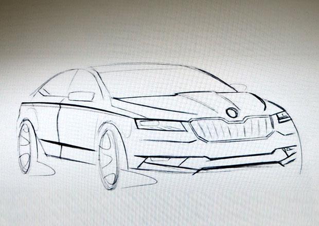 Škoda Superb: Místo šestiválce plug-in hybrid