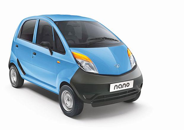 Tata Nano: Indická lidovka s turbomotorem a elektrickou verzí