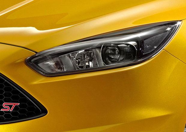 Ford Focus ST 2015: Facelift a dieselový motor
