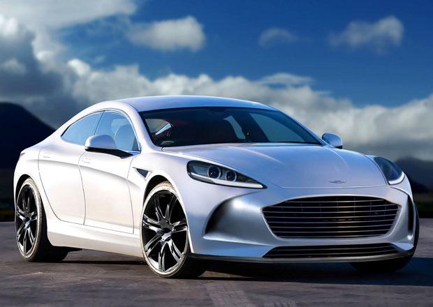 Aston Martin Rapide: Možná podoba druhé generace