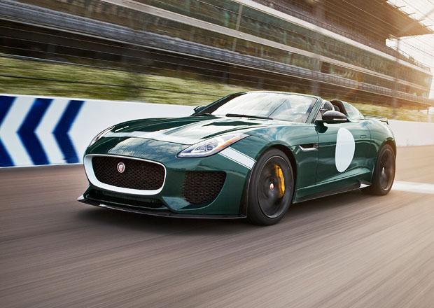 Jaguar F-Type Project 7 se bude vyrábět
