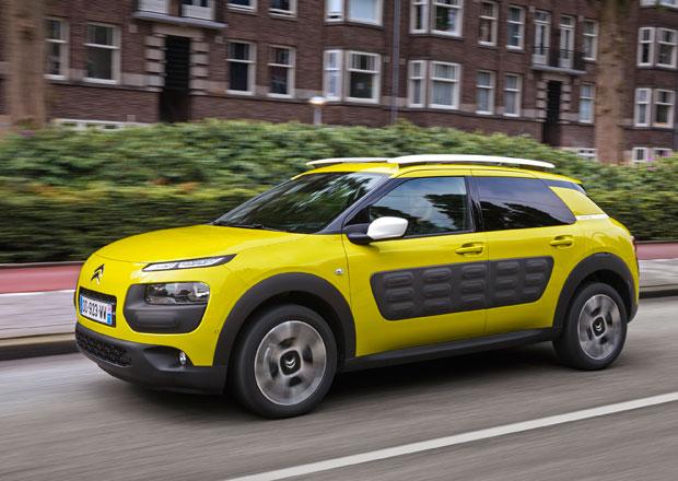 Citroën C4 Cactus: Polštářovému autu se daří, míří mimo Evropu