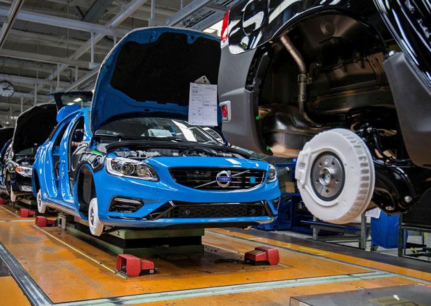 Bouře přichází ze severu, Volvo zahajuje výrobu ostrých S/V60 Polestar