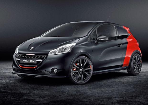 Peugeot 208 GTi 30th: Francouzský výroční ďáblík míří do Goodwoodu