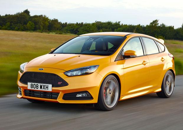 Ford Focus ST: Turbodiesel má 136 kW, do prodeje jde ještě letos