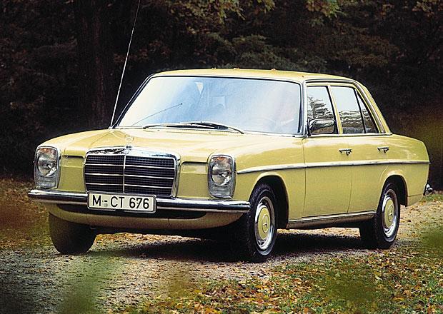 Mercedes-Benz 240 D 3.0 W115: P�tiv�lcov� diesel slav� 40 let