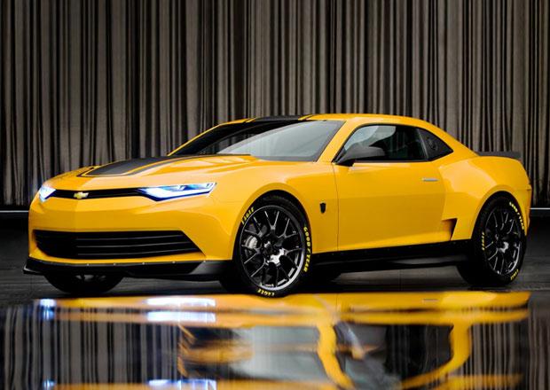 Chevrolet Camaro n�sleduje Mustang, �est� generace dostane �ty�v�lec