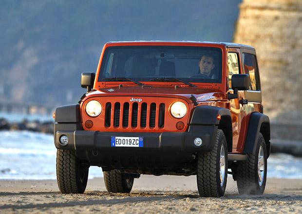 Jeep Wrangler čekají velké změny
