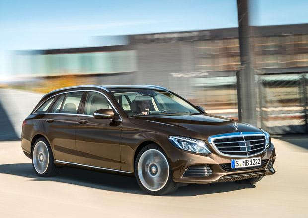 Mercedes-Benz C Kombi: Známe české ceny