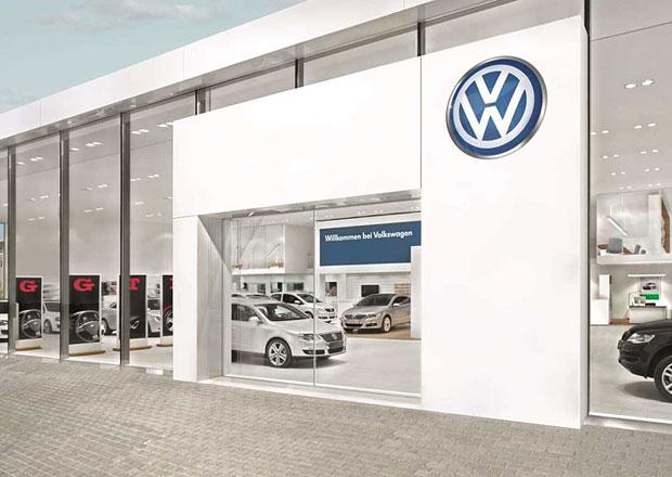 Volkswagen se rozhodl zmodernizovat prodejní a servisní síť