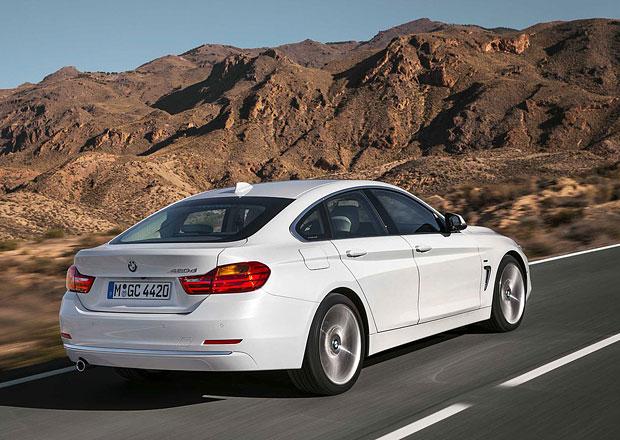 BMW nepočítá s M4 Gran Coupe