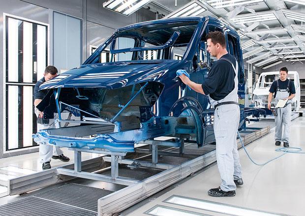 Mercedes-Benz Sprinter slaví úspěšný rok výroby