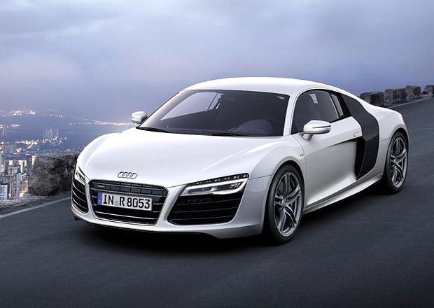 Audi R8: Chystá se sportovní Limited Edition na rozloučenou