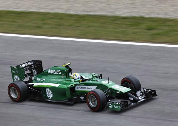 Caterham potvrdil prodej svého týmu F1