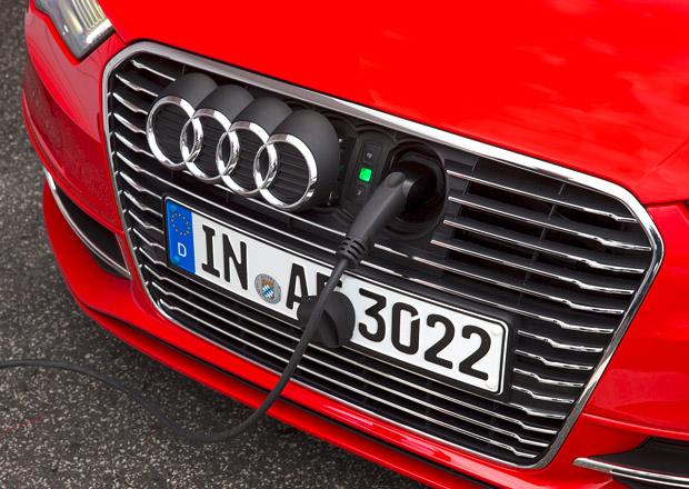 Audi chce konkurovat Tesle: Pracuje na soupeři pro Model S i Model X