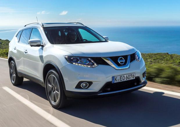 Nissan chce s novým X-Trailem zdvojnásobit evropské prodeje