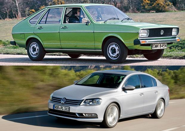 Volkswagen Passat (1973-dosud): Životopis etalonu střední třídy