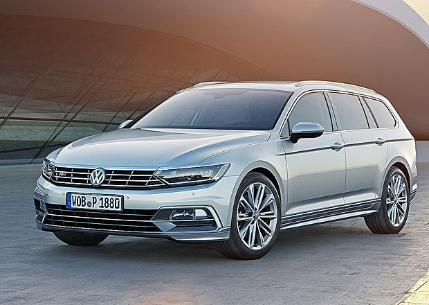 Nový Volkswagen Passat: První oficiální fotografie (Aktualizováno)