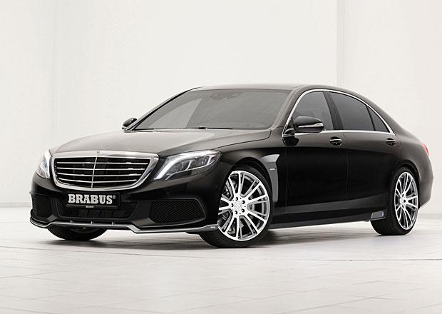 Mercedes-Benz S Pullman: Delší S-Klasse by mohl vyrábět Brabus