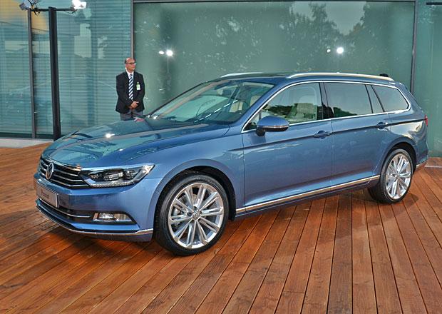 Nový Volkswagen Passat: Vše, co o něm víme + fotografie z premiéry