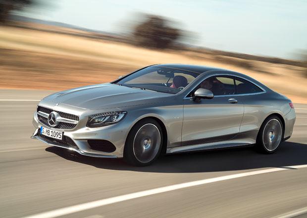 Evropsk� internetov� auto sn� je Mercedes-Benz S Coupe