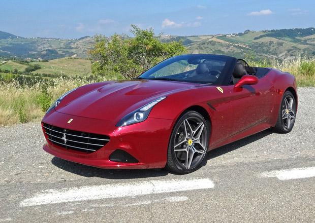 Ferrari California T: První jízdní dojmy (+video)