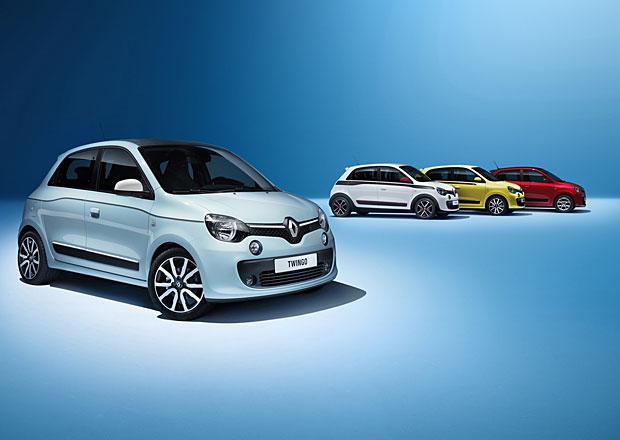 Renault Twingo: V Německu od 9.590 eur (263.300 korun)