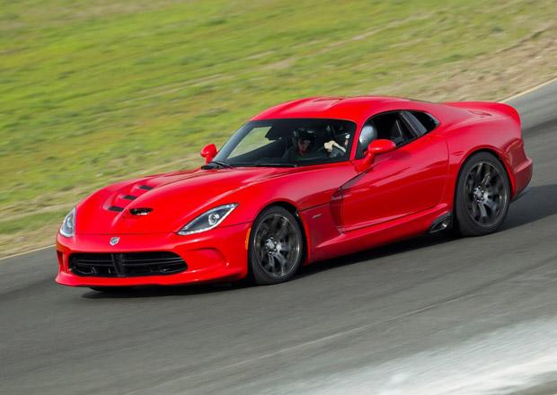 SRT Viper se už zase vyrábí, prodá automobilka 2000 kusů ročně?