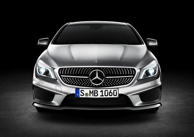 Mercedes-Benz CLA Shooting Brake: Stylové kombi potvrzeno, přijede v roce 2015 (+video)
