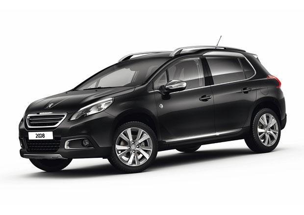 Peugeot 2008 a 3008 Crossway vás nasměruje do Sochaux + české ceny