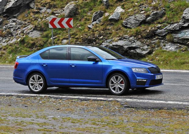 Český trh v prvním pololetí 2014: Škoda okupuje kompletní stupně vítězů