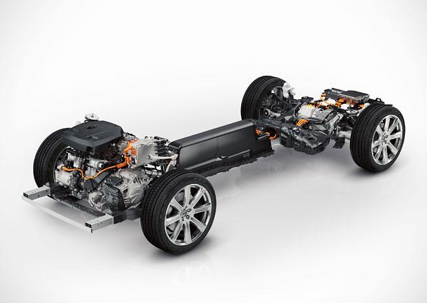 Nové Volvo XC90 odhaluje své motory, vrchol nabídne 400 koní