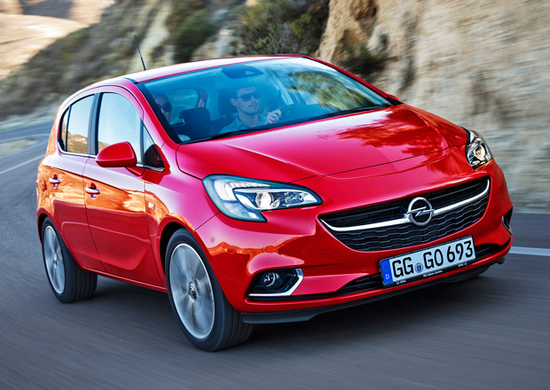 Opel Corsa 2015: Nové motory, převodovky i šasi