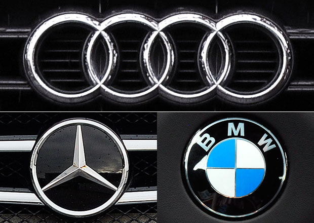 Boj německých luxusních značek: Náskok BMW se zmenšuje