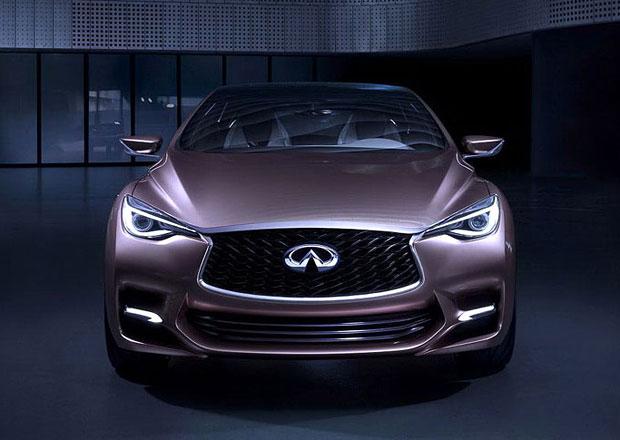 Infiniti QX30: Nové SUV použije platformu od Mercedes-Benzu