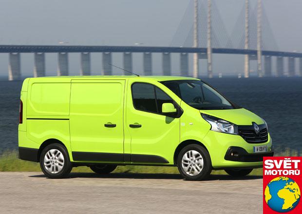 Renault Trafic: Jízdní dojmy