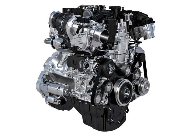 Ingenium, tak se jmenuje nová řada motorů Jaguar Land Roveru