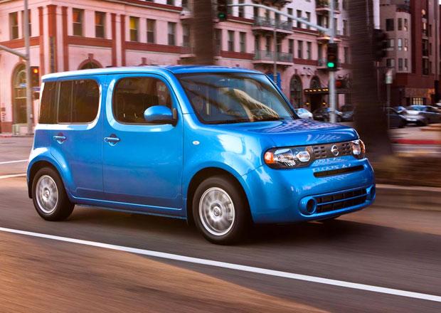 Nissan Cube to má nahnuté, pravděpodobně příští rok skončí