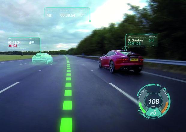 Jaguar Land Rover hledí do budoucnosti, vyvíjí inteligentní vůz a virtuální technologie (+video)
