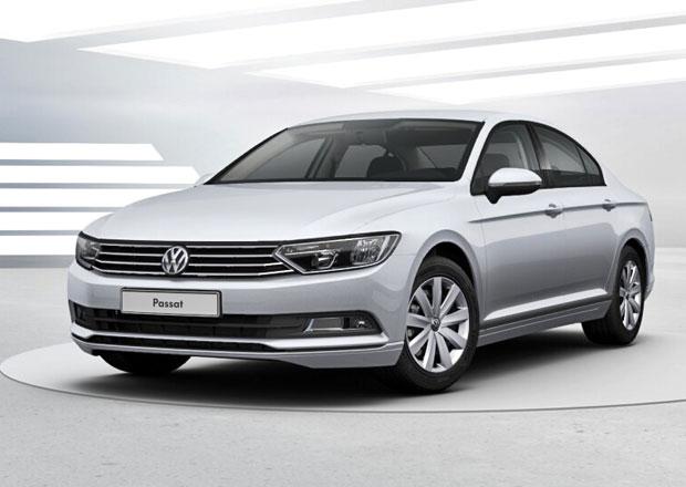 Nový Volkswagen Passat bude levnější, bude stát zhruba 650.000 Kč