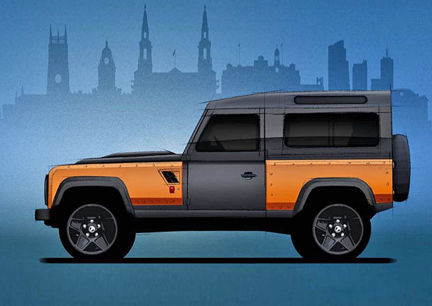 Ant-Kahn představil svou vizi moderních variací legendárních vozů