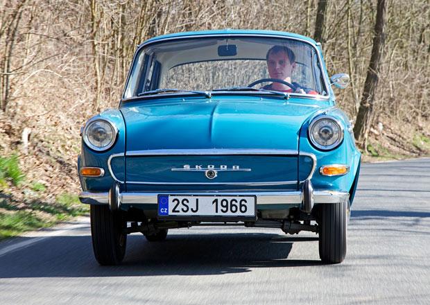 Padesátiny vozu Škoda 1000 MB připomíná technické muzeum