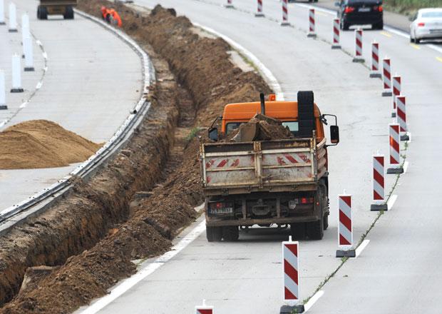 Dálnice D1 a D2 u Brna: Chystají se rozsáhlé rekonstrukce, začnou už zítra