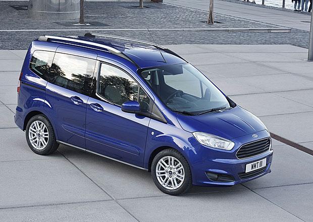 Ford zaznamenal v prvním pololetí nárůst evropských prodejů