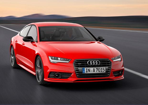 Audi slaví 25 let TDI s modelem A7 Competition o výkonu 255 kW