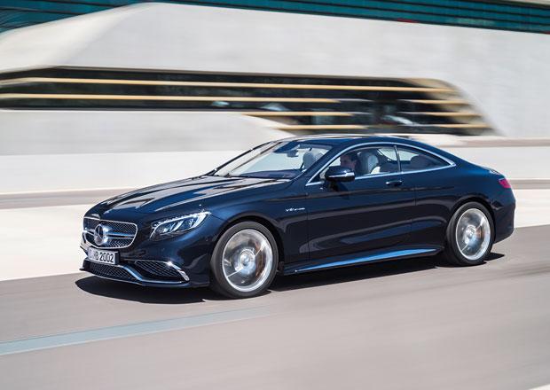 Mercedes-Benz přijímá objednávky na S 65 AMG Coupe