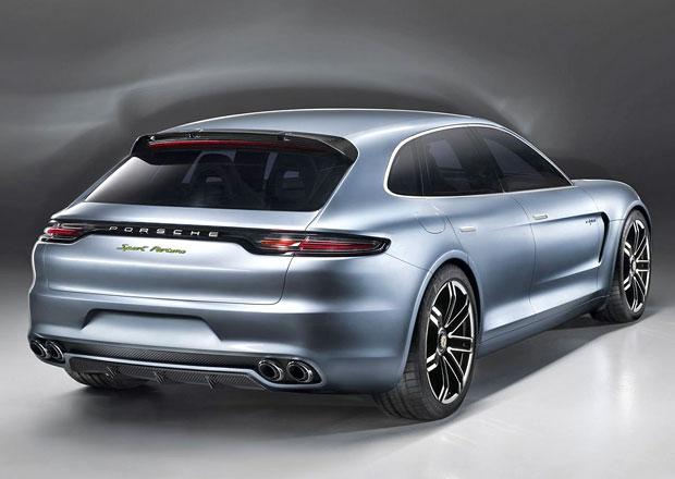 Porsche Pajun se odkládá minimálně do roku 2019