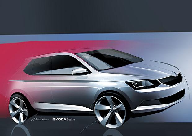 Škoda Fabia III: V základu s litrovým tříválcem i pro kombi