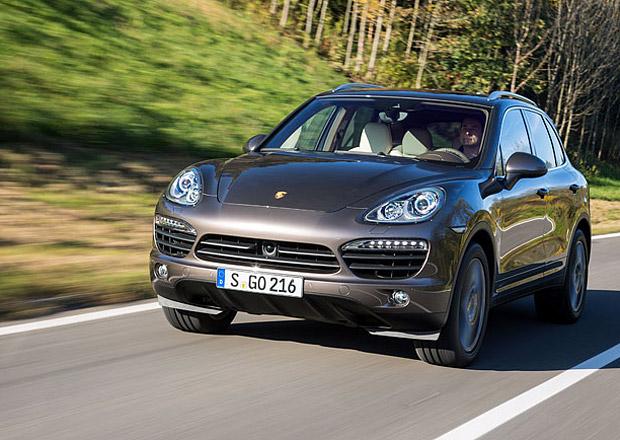 Dal�� z�vod Volkswagenu bude vyr�b�t Porsche Cayenne