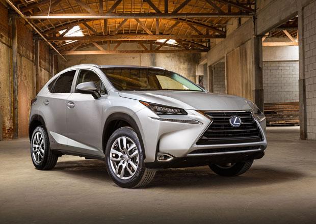 Lexus zvažuje SUV menší než NX